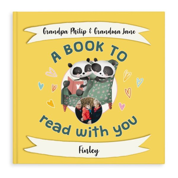 A book to read with you - Grandparents - Hardcover