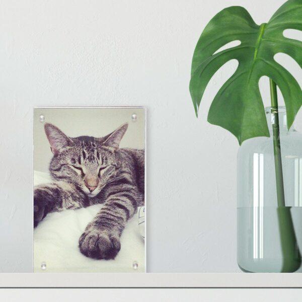Acrylic photo block - 10x15cm