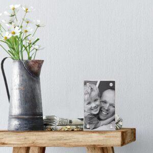 Acrylic photo block - 4,5 x 7 cm