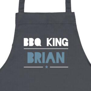 BBQ Apron - Grey