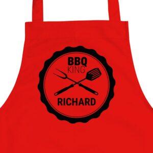 BBQ Apron - Red