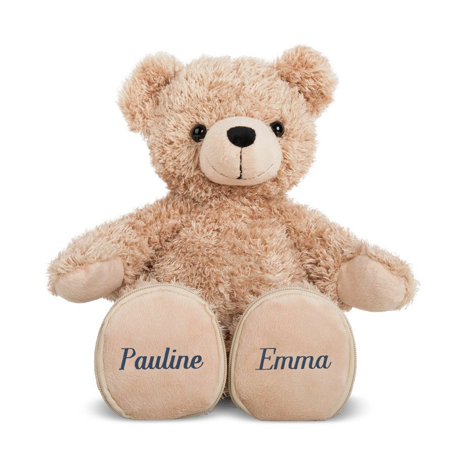Best Friends bear with name