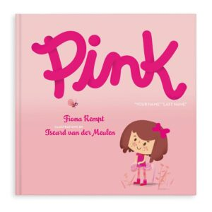 Book - PINK (Hardcover)