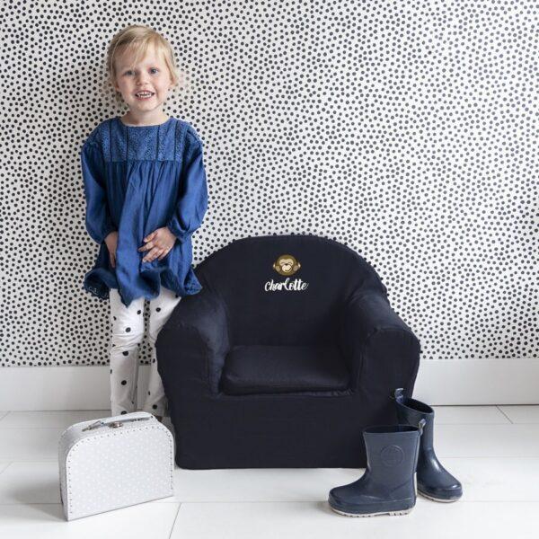 Children's Chair - Blue
