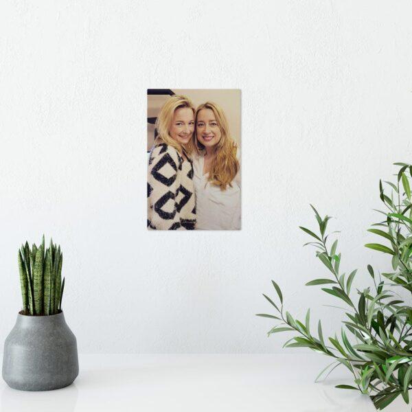 ChromaLuxe Aluminium Photo Panel (10x15cm)