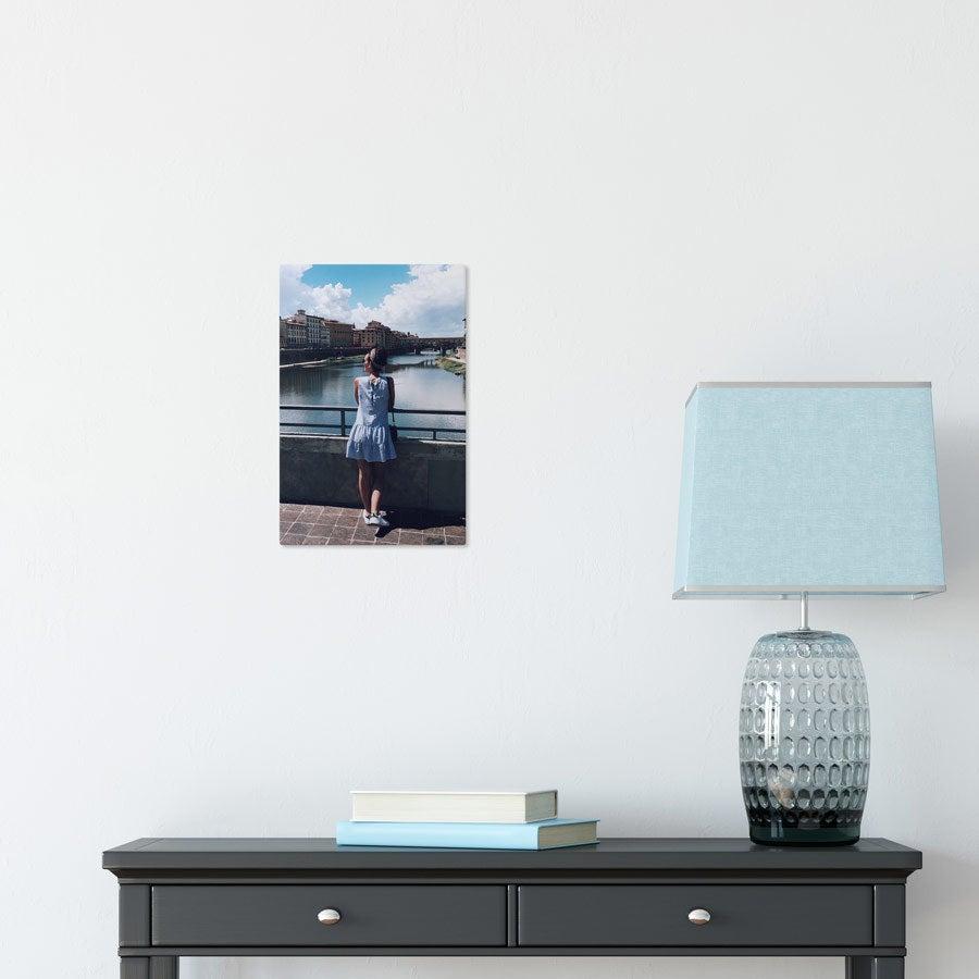 ChromaLuxe Aluminium Photo Panel (20x30cm)