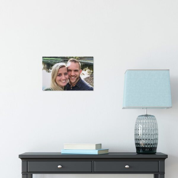 ChromaLuxe Aluminium Photo Panel (30x20cm)