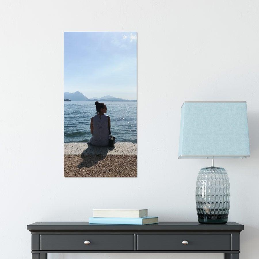 ChromaLuxe Aluminium Photo Panel (30x60cm)