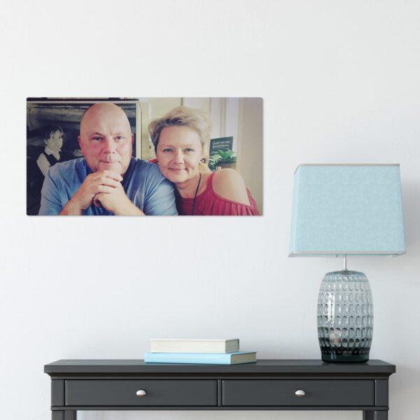 ChromaLuxe Aluminium Photo Panel (60x30cm)