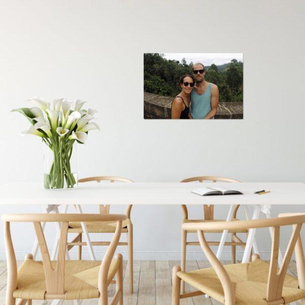 ChromaLuxe Aluminium Photo Panel (60x40cm)