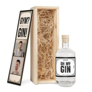 Gin in printed case - YourSurprise own brand