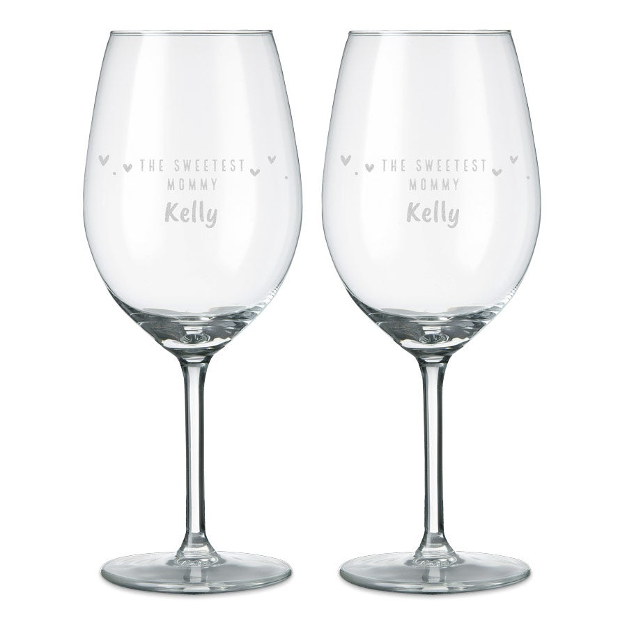 Glass - Red Wine (set of 2)