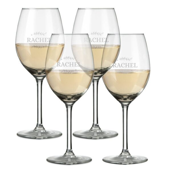 Glass - Wine (set of 4)