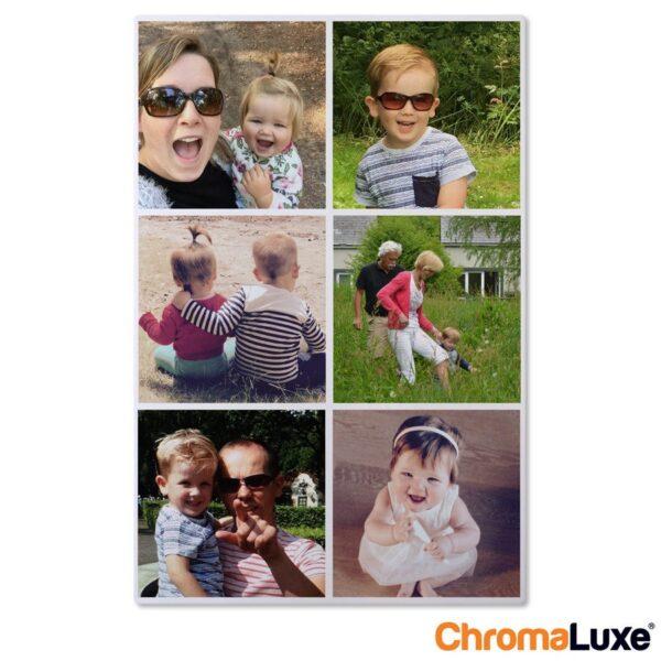 Instagram photo collage - 40x60cm