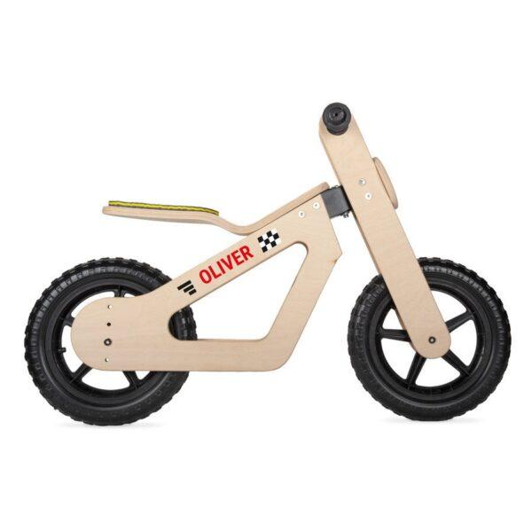 Kids balance bike (wood)