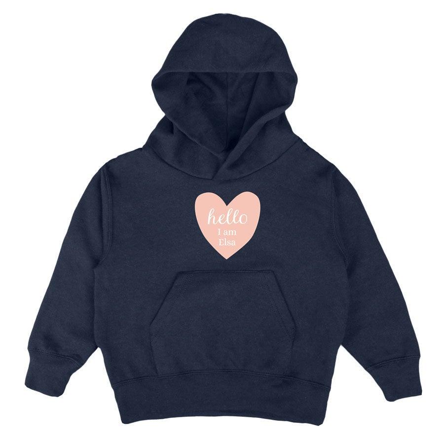 Kids hoodies - Navy (4 years)