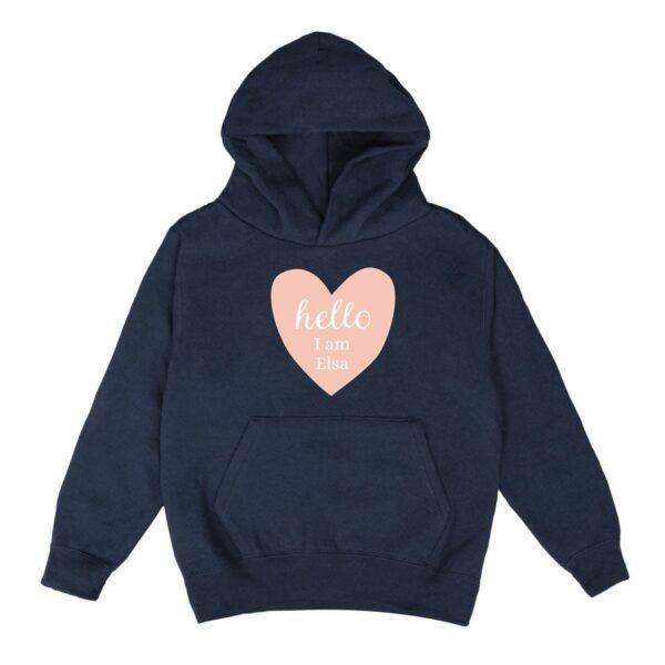 Kids hoodies - Navy (8 years)