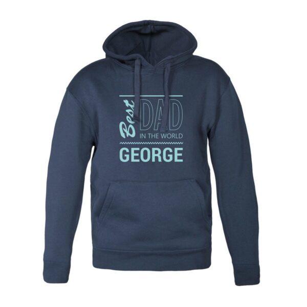 Men's hoodies - Navy (S)