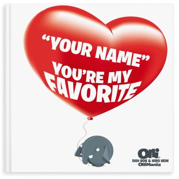 Ollimania - You're my Valentine/Favourite XXL (HC)