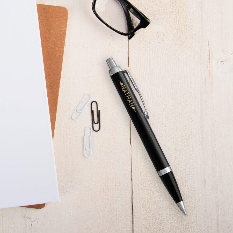Parker - IM ballpoint pen - Black (left-handed)