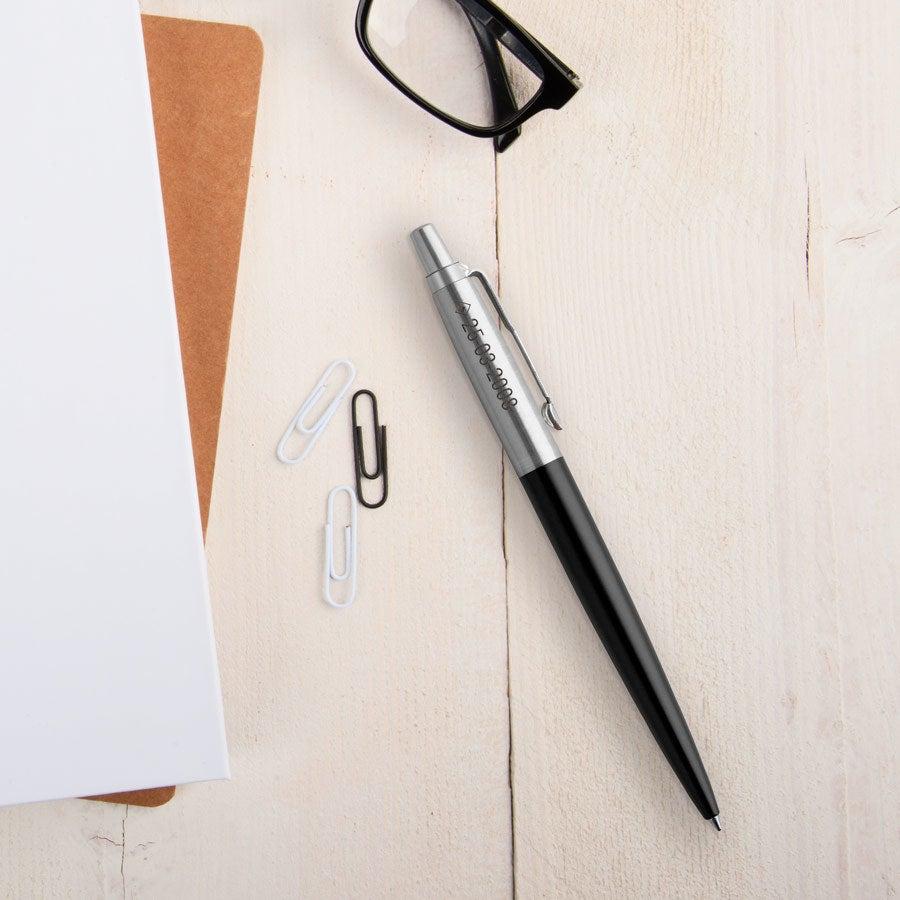 Parker - Jotter ballpoint pen - Black (left-handed)