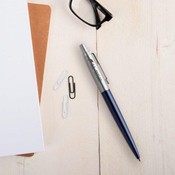 Parker - Jotter ballpoint pen - Blue (left-handed)