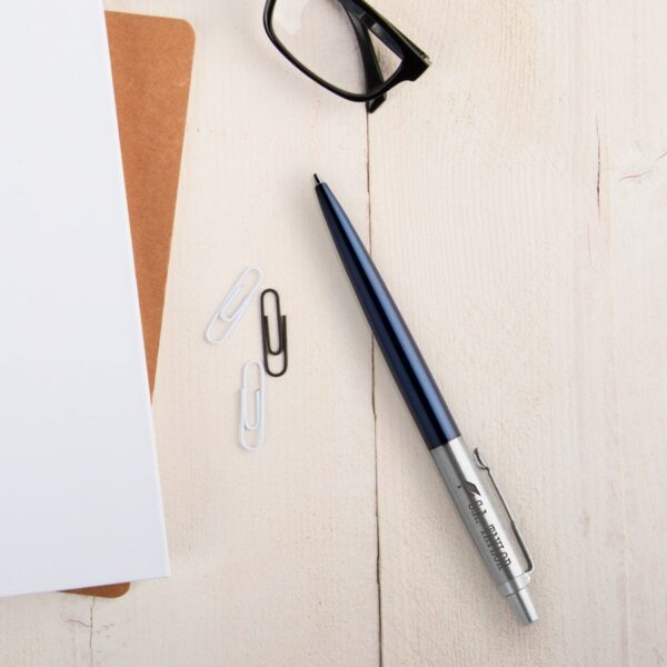 Parker - Jotter ballpoint pen - Blue (right-handed)
