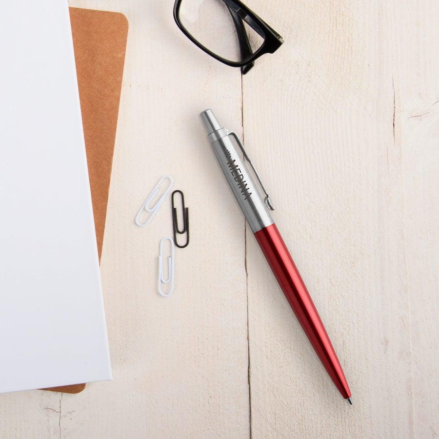 Parker - Jotter ballpoint pen - Red (left-handed)