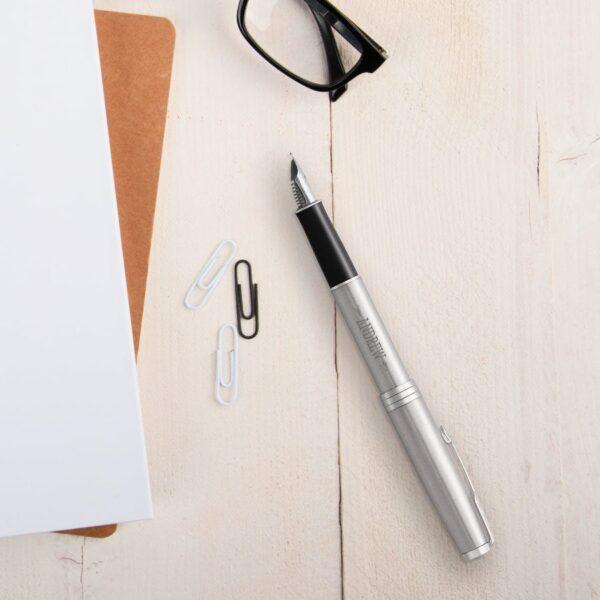 Parker - Sonnet - fountain pen - Silver (right-handed)