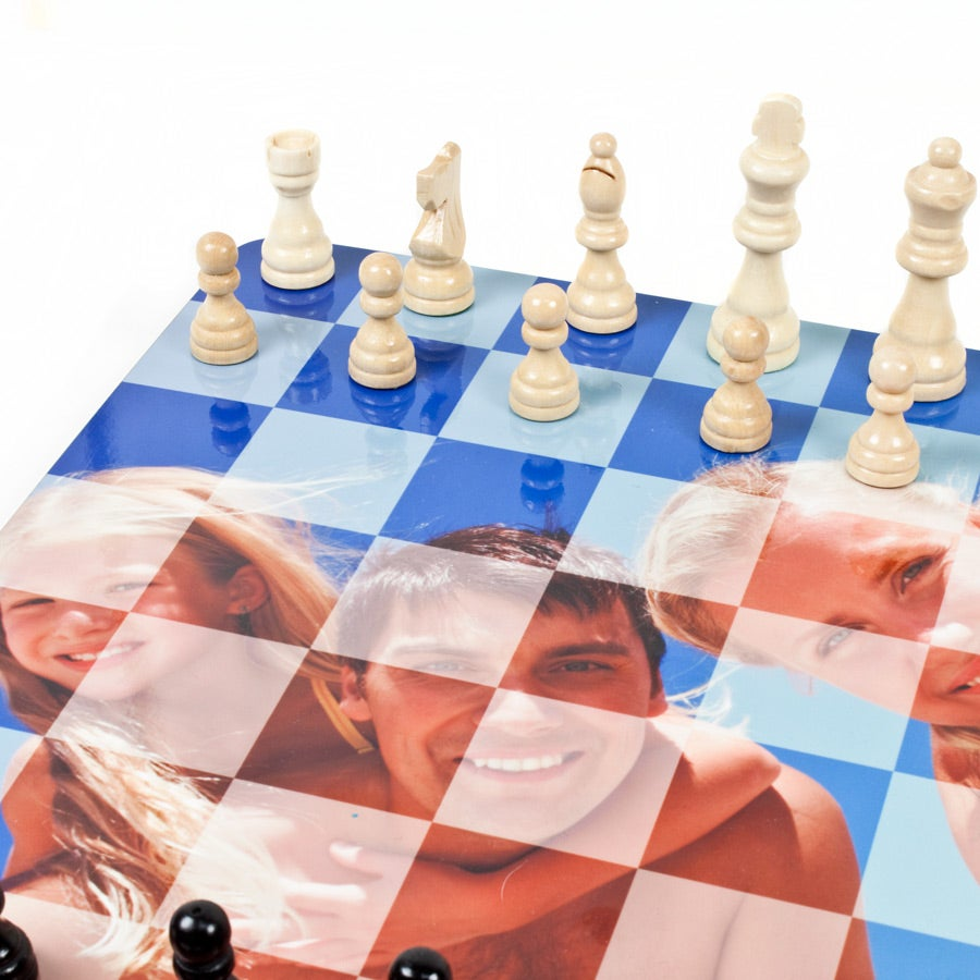Personalised board game - Chess