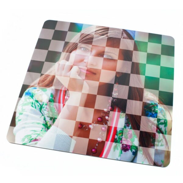 Personalised board game - Draughts/Checkers
