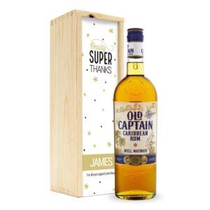 Rum Old Captain Brown