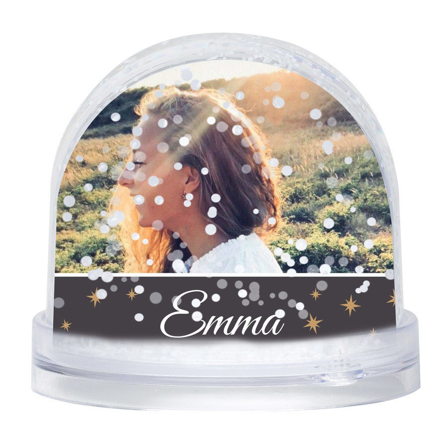 Snow globe - Snow