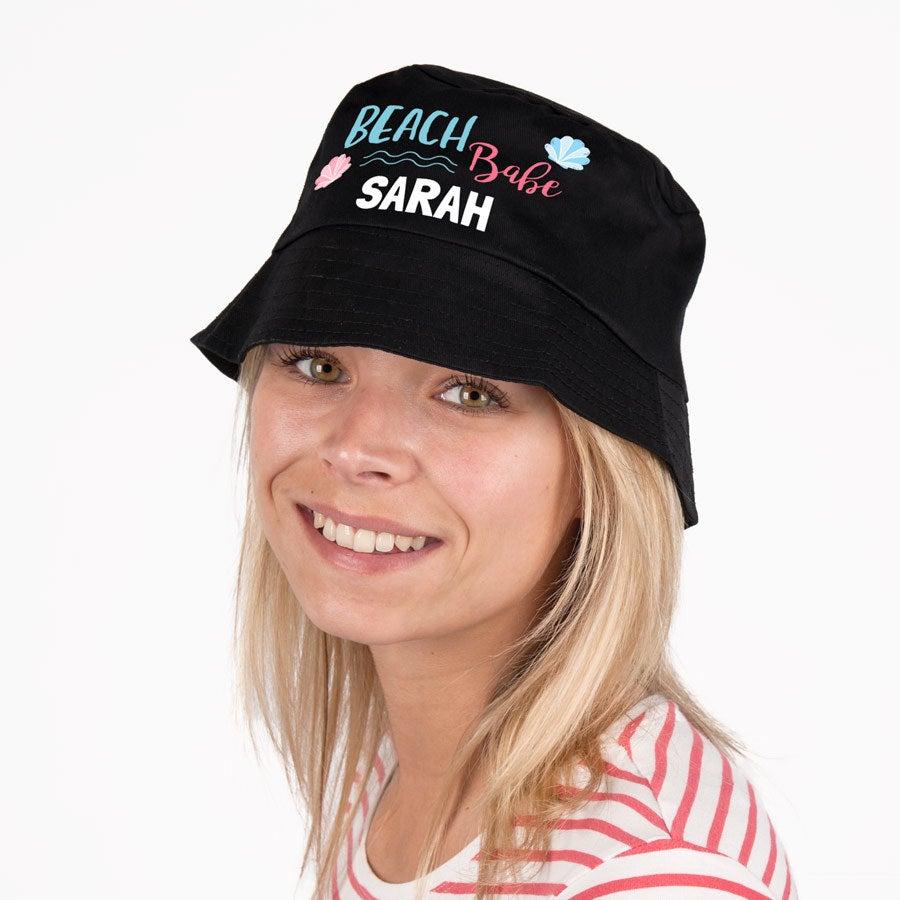 Sun hat - Black