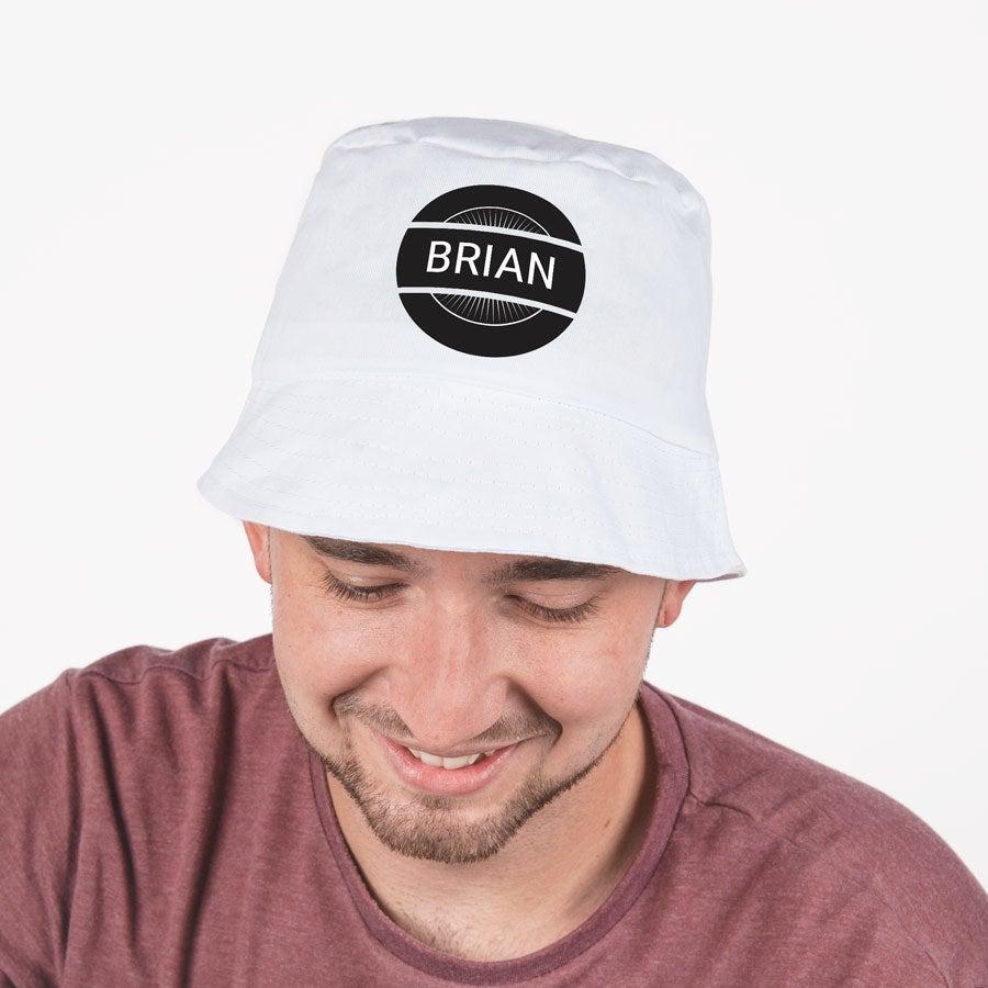 Sun hat - White