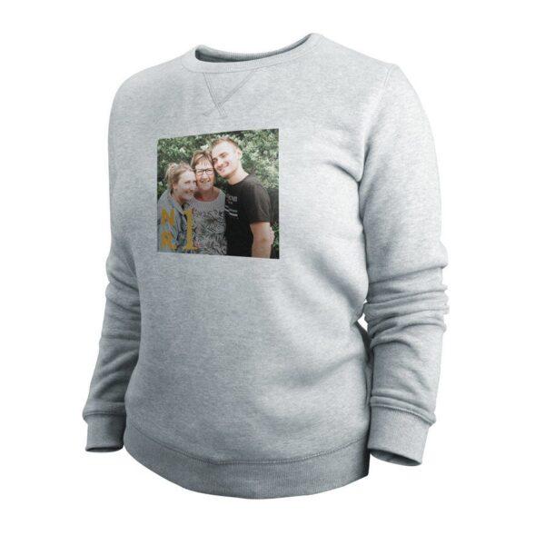 Sweatshirt - Women - Grey - M