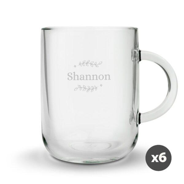 Tea Glass - Round (set of 6)