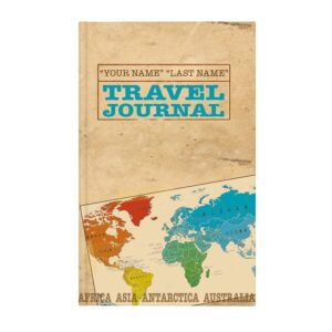 Travel Journal - Softcover