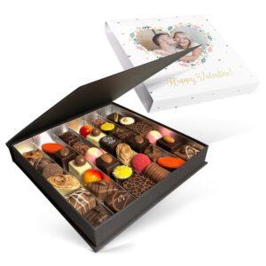 Valentine chocolate giftbox - 36 pieces