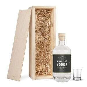 Vodka gift set with glass - YourSurprise own brand