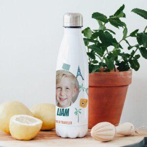 Water bottle - White
