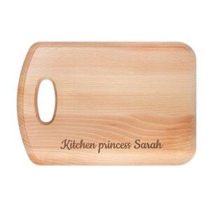 Wooden chopping board - M