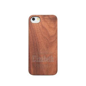 Wooden phone case - iPhone 5/5s
