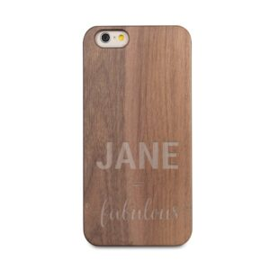 Wooden phone case - iPhone 6s