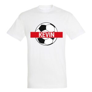 World Cup T-shirt - Unisex - White - L
