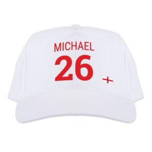 World Cup baseball cap - White