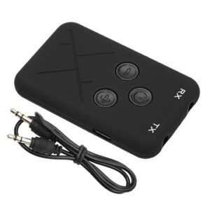 2-in-1 Bluetooth Transmitter Receiver/Wireless 3.5mm Audio Adapter RX/TX
