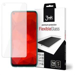 3MK FlexibleGlass Huawei P40 Lite E Screen Protector - 7H, 0.3mm - Clear