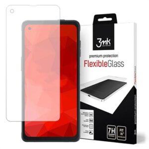 3MK FlexibleGlass Samsung Galaxy Xcover Pro Screen Protector - Clear