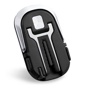 5 in 1 Multifunctional Ring Holder for Smartphones - Black